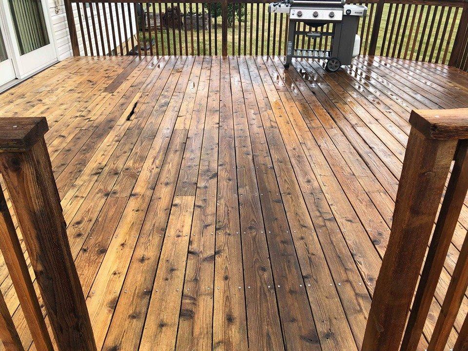 Wood Restoration Columbus Ohio