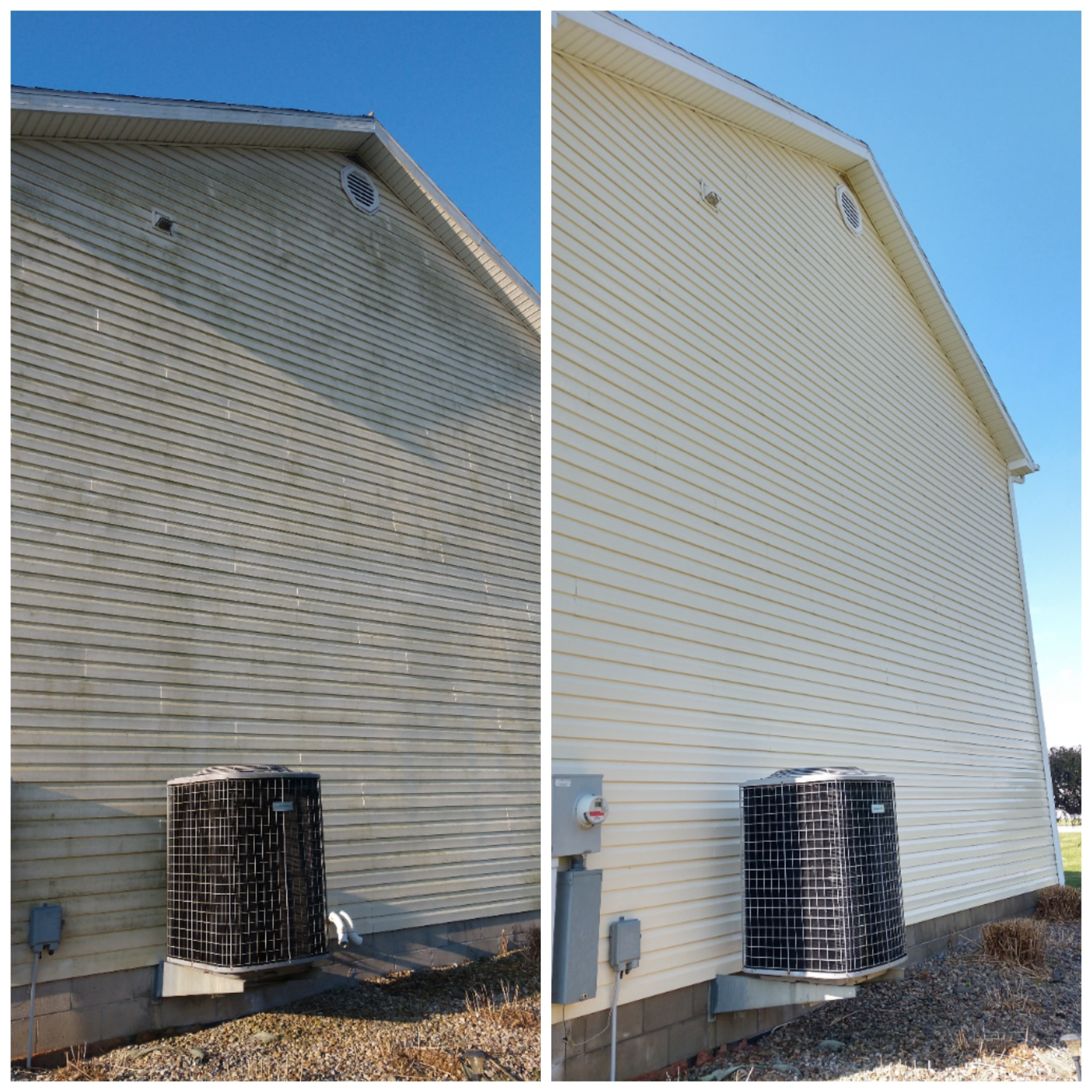 Power Washing Westerville